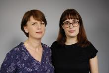 Gabriella Sandström och Jennie Spetz, Språkrådet